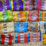 Candy wrappers for swap