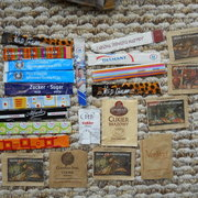 Sugar packages for swap