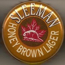 Kanada, Sleeman Honey Brown Lager.jpg