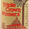 National Bohemian Triple crown Winners 1978 Fe 0,355(Carling National Brew.Inc.,Baltimore)--a.JPG