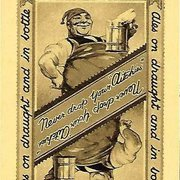 BRITISH Brewery playing cards # 01