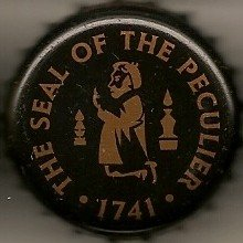 W. Brytania, The Seal of the Peculier 1741.jpg